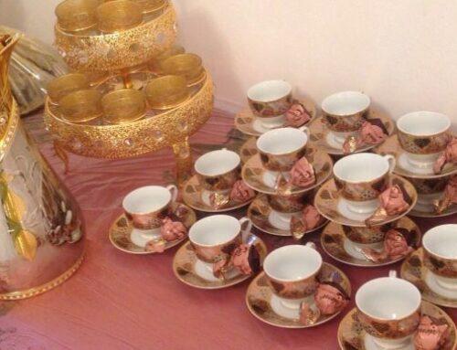 خدمة شاى وقهوة كويتيات | 60966116| البيت النوبي