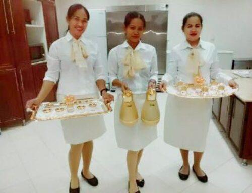 خدمة فلبينيات شاى وقهوة |60966116